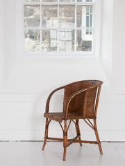 Caned Conservatory Chair