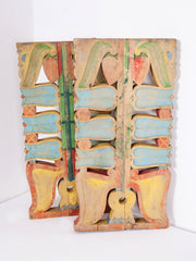 Decorative Folk Art Panels
