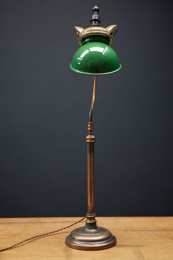 Gas Table Lamp