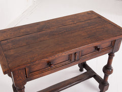 18th Century Side Table