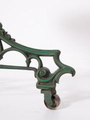 Cast Iron Consevatory Table