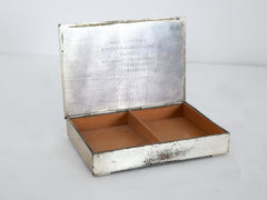 Margit Tevan Cigarette Box