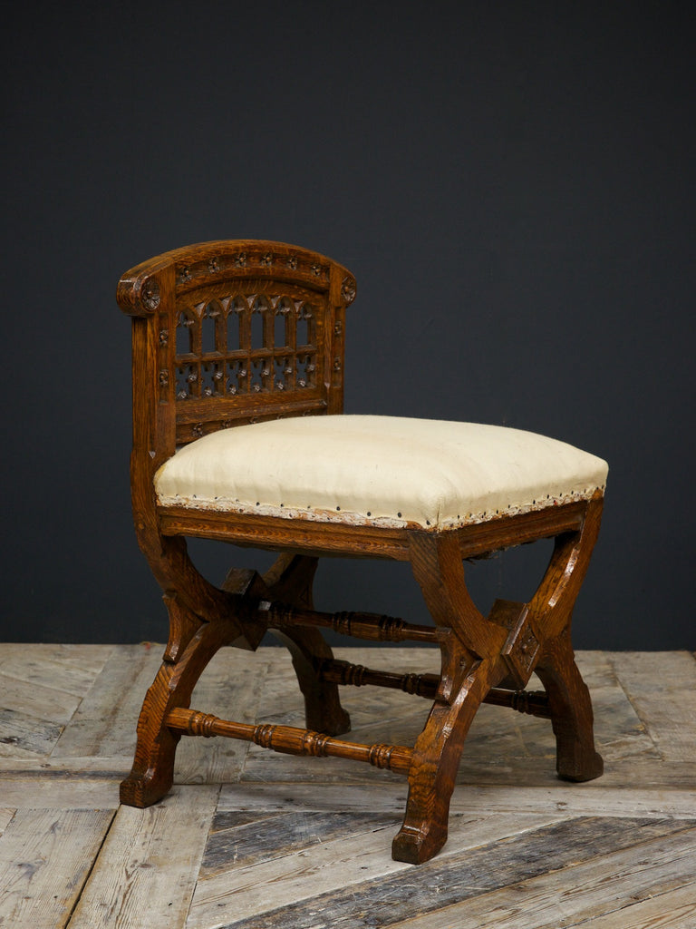 Gothic Alter Chair