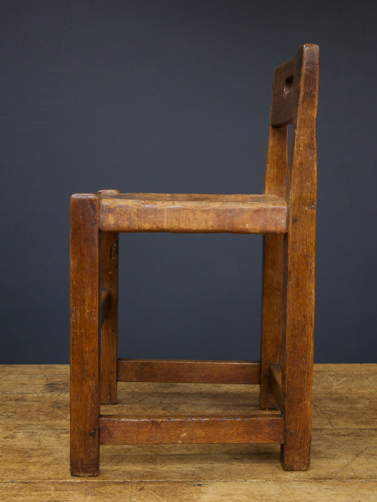 Early Mouseman Chair