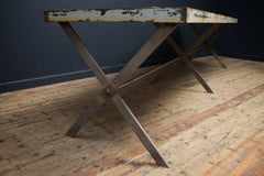 Alloy X Frame Table