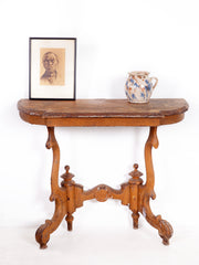 Provincial Console Table