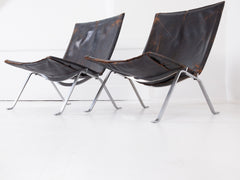 PK22 lounge Chairs