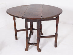 18th Century Gate Leg Table
