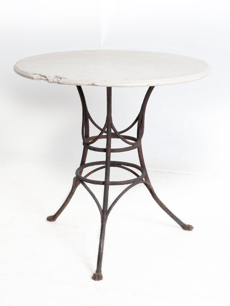 Marble Bistro Table
