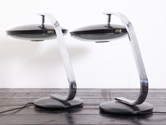 Pair of Fase Desk Lamps