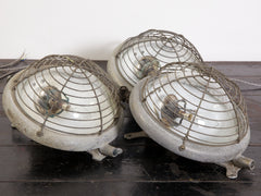 Ex Gas Bulkhead Lights
