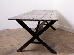 X Frame Table
