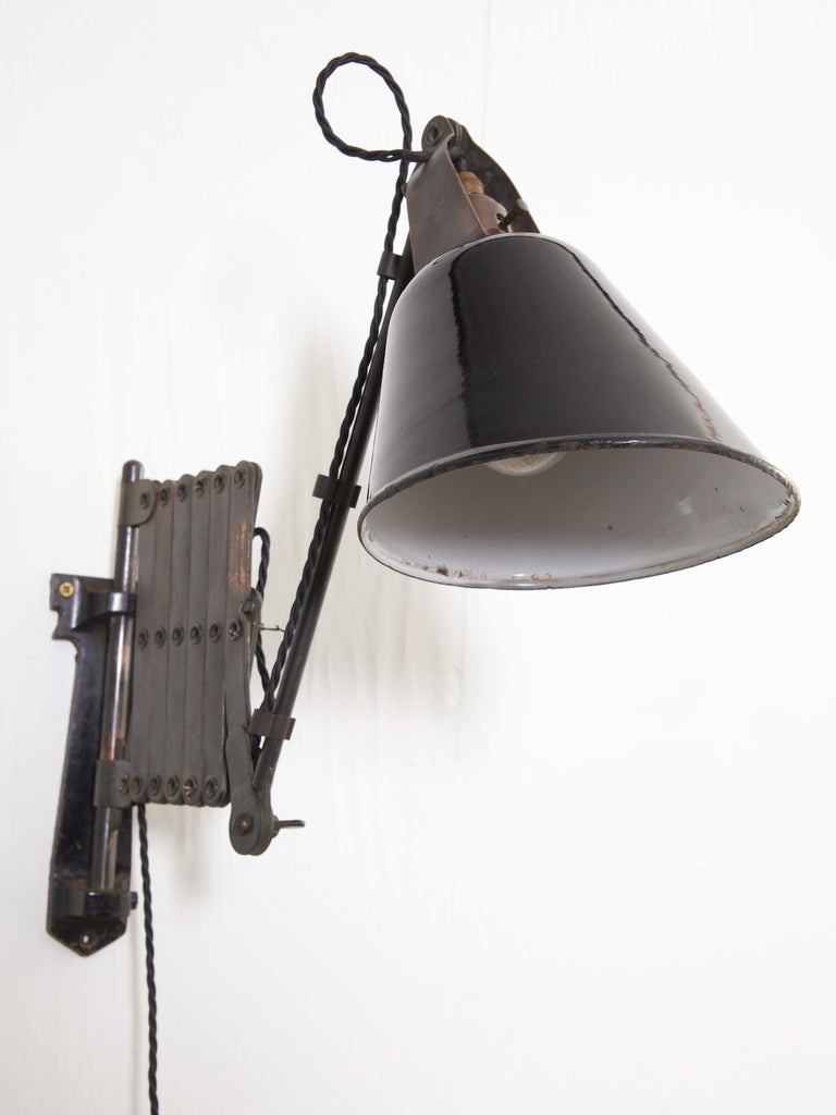 Scissor Wall Light