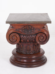 Ionic Capital Table