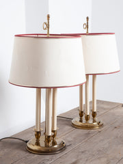 Faux Candle Table Lamps