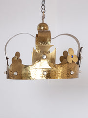Large Copper Crown