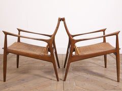 Koford  Larsen Lounge Chairs