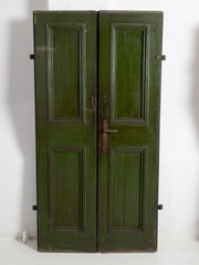 Country Double Doors