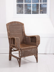 String Work Arm Chair