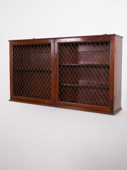 Regency Wall Mounted Bookcase