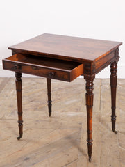 William IV Writing Table