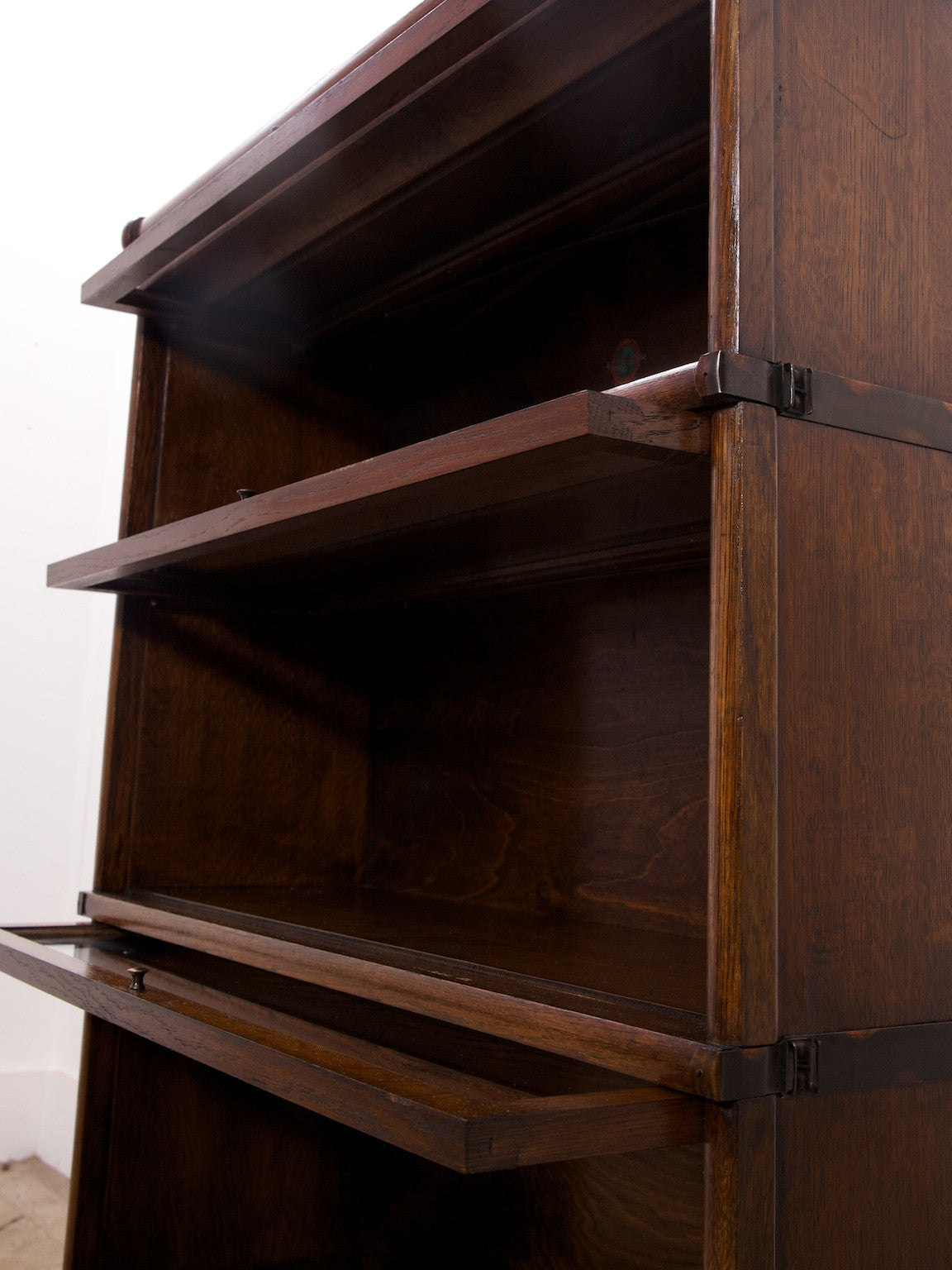 bookcase aifaresidency of additional with barister antique bookcases marvelous leaded oak com barrister