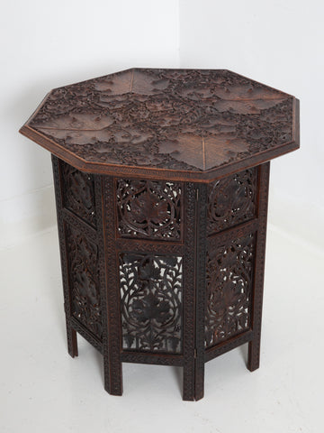 Anglo Indian Occasional Table
