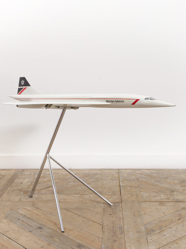 British Airways Display Dept Concorde