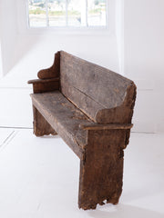 Primitive Italian Bench
