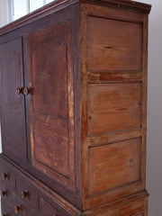 Painted Tack Cupboard