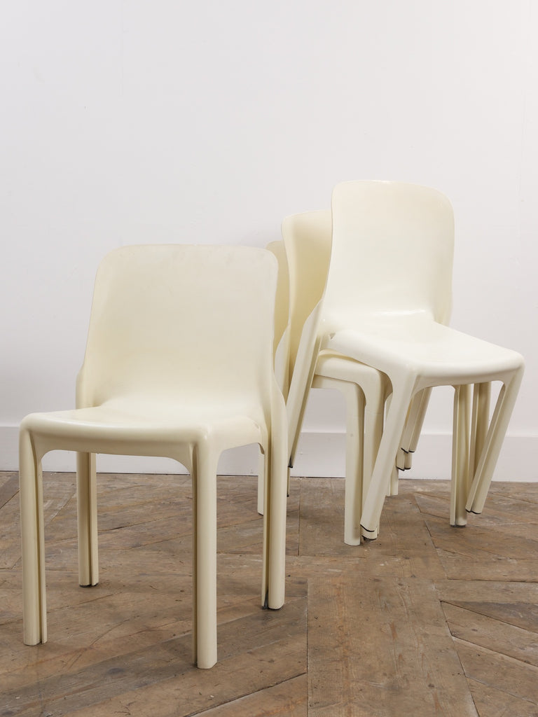 Selene Stackable Chairs