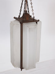 Single Holophane lantern