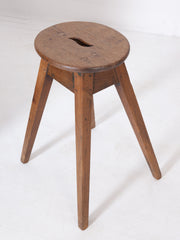 Splayed Leg Stool