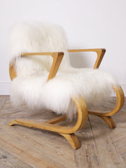 Sheepskin Armchairs