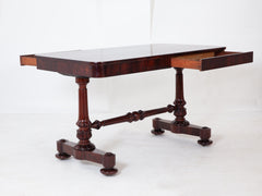 Rosewood Library Table