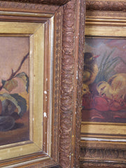 Pair of Paintings