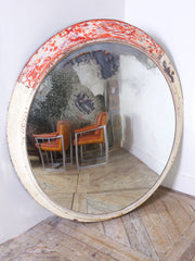 Large Convex Mirror