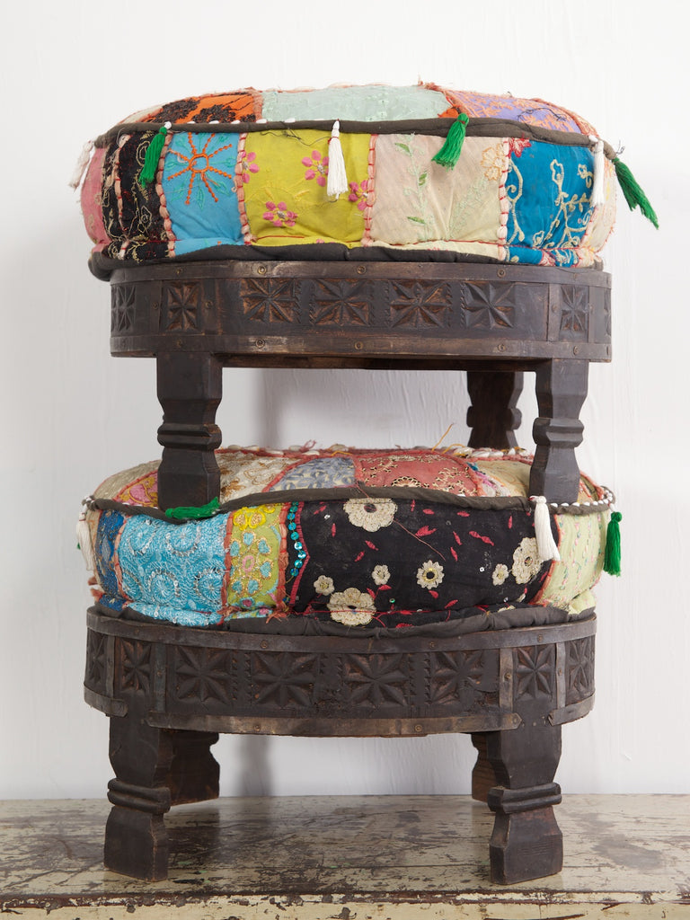 Pair of Indian Stools