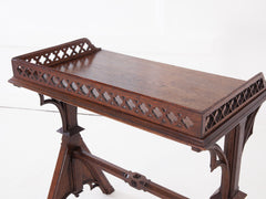 Gothic Revial Writing Table