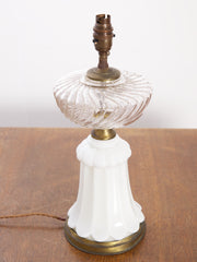 Opaline Base Table Lamp