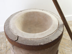 Giant Pestle & Mortar