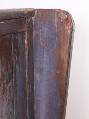 Painted Oak Settle