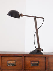 Modernist Wall & Desk Lamp