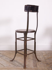 Steel Work Chair