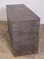 Painted Storage Box