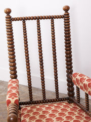 Bobbin Arm Chair