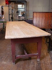 Plas Gwyn Manor Prep Table