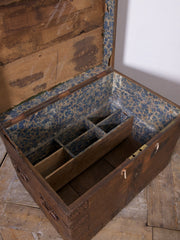 W.F Webb Esq Trunk