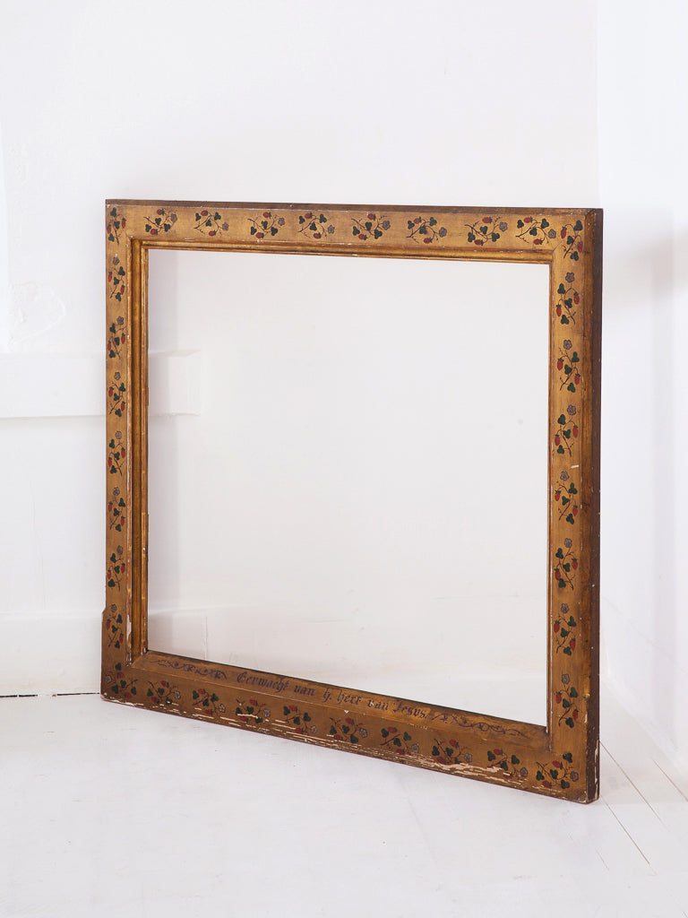 Arts and Craft Frame