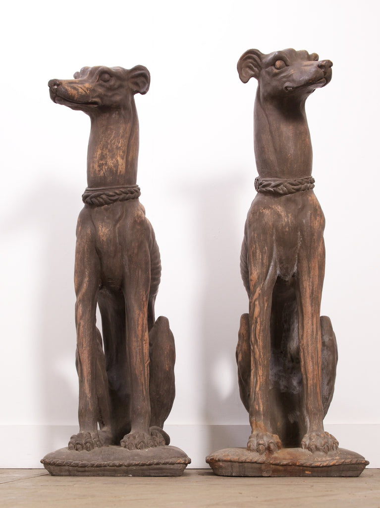 Terracotta Hounds